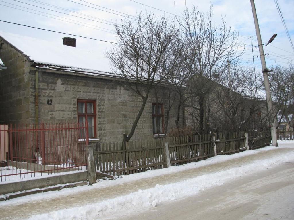 Вулиця Мазепи (колишній мікрорайн Домки)