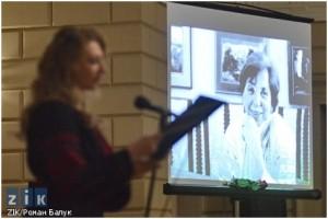 Вшанування пам'яті Ірини Калинець