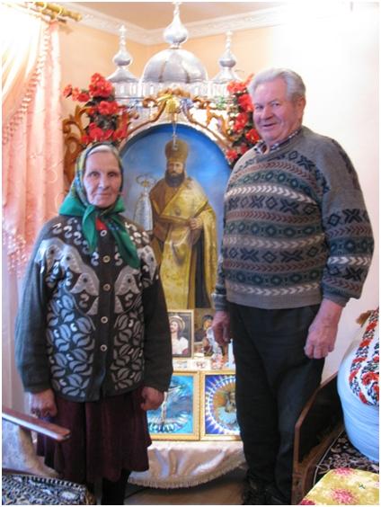 Катерина та Іван Плаксії