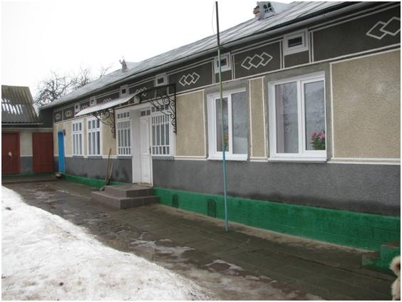 Будинок Івана Чарнецького