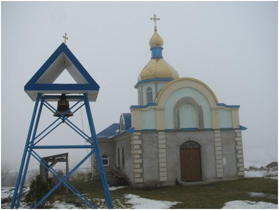 Церква блаженного Миколая Чарнецького