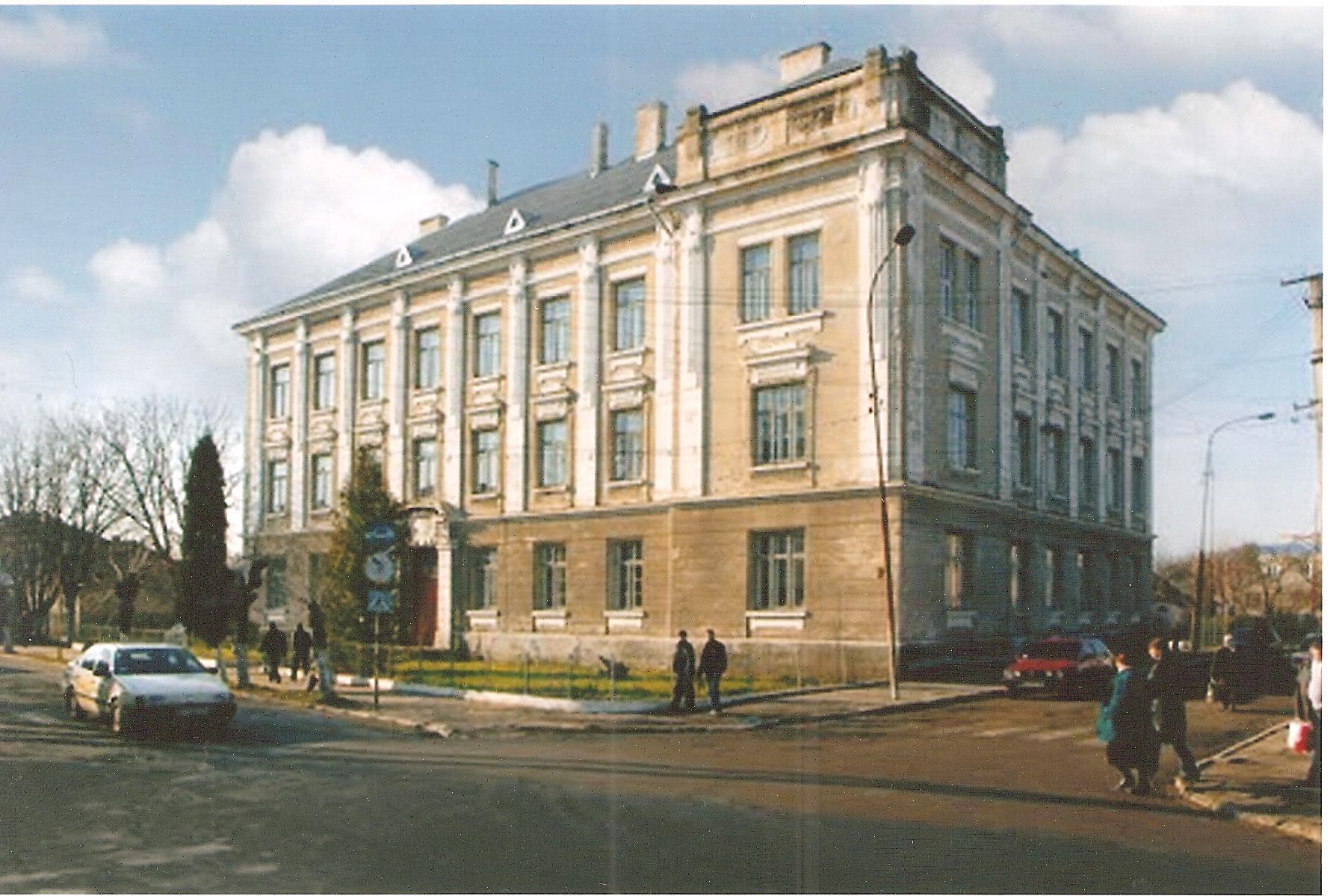 Ходорівська середня школа №3 теперішні часи