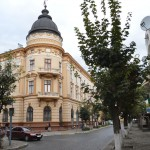 Народний дім, де відбувався концерт