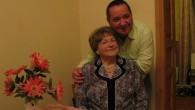 З сином Юрієм – головним лікарем Ходорівської лікарні