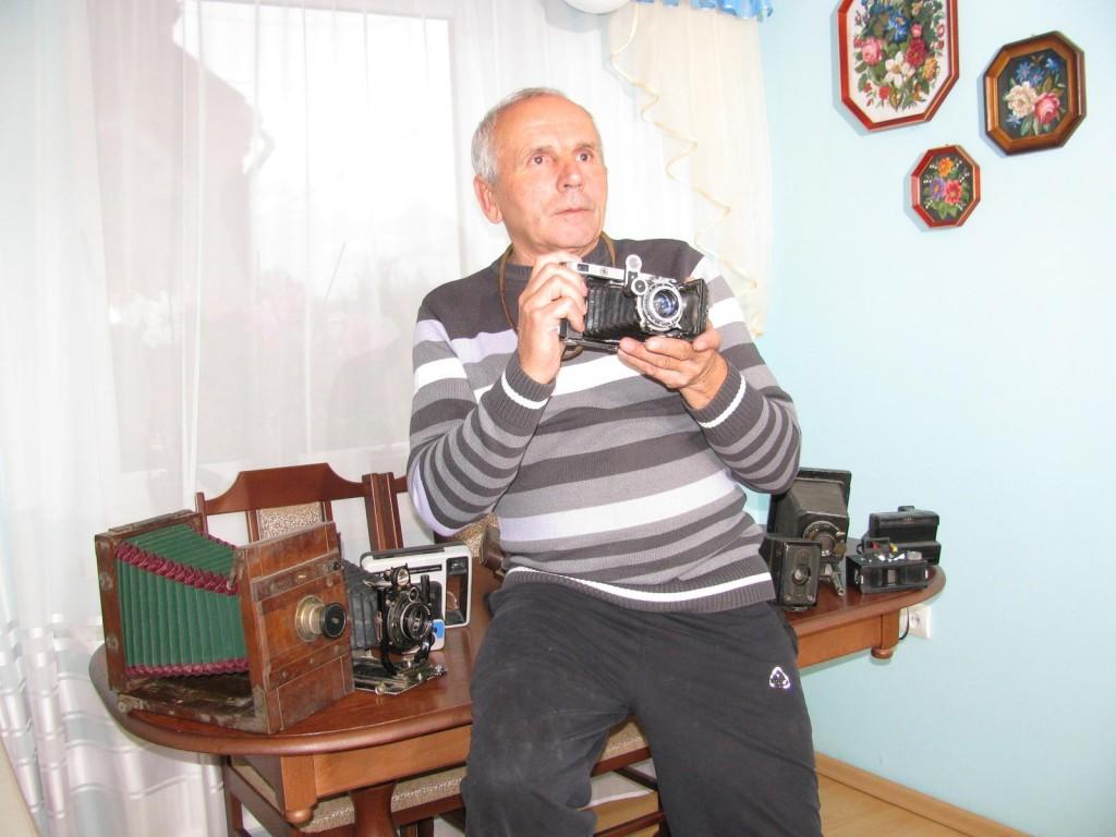 Володимир Олеськів