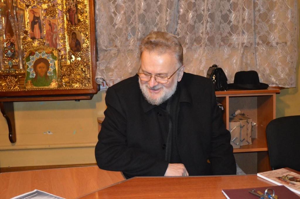 Отець Ярослав ЧУХНІЙ
