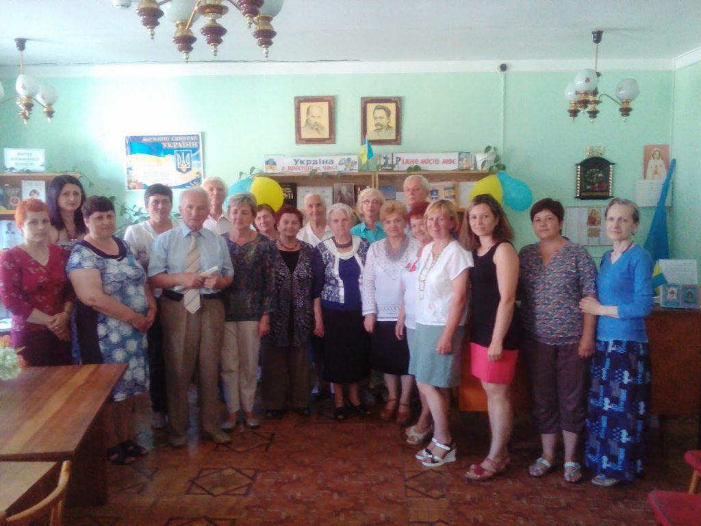 Круглий стіл до 110 річниці народження Шухевича в Ходорові
