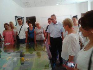Відвідини делегацією з Ходорова польської ґміни Стравчин