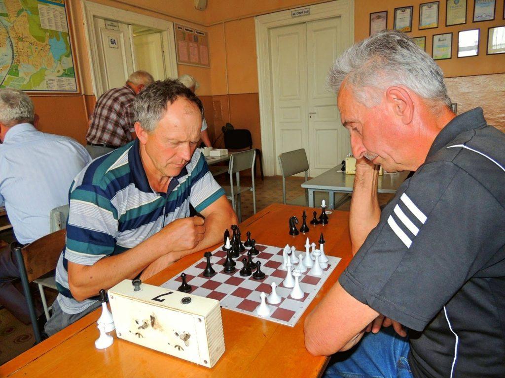 Шаховий турнір пам'яті Володимира Бурцева