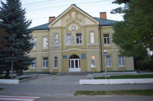 Будинок культури колишній дім Товариства «Сокіл»