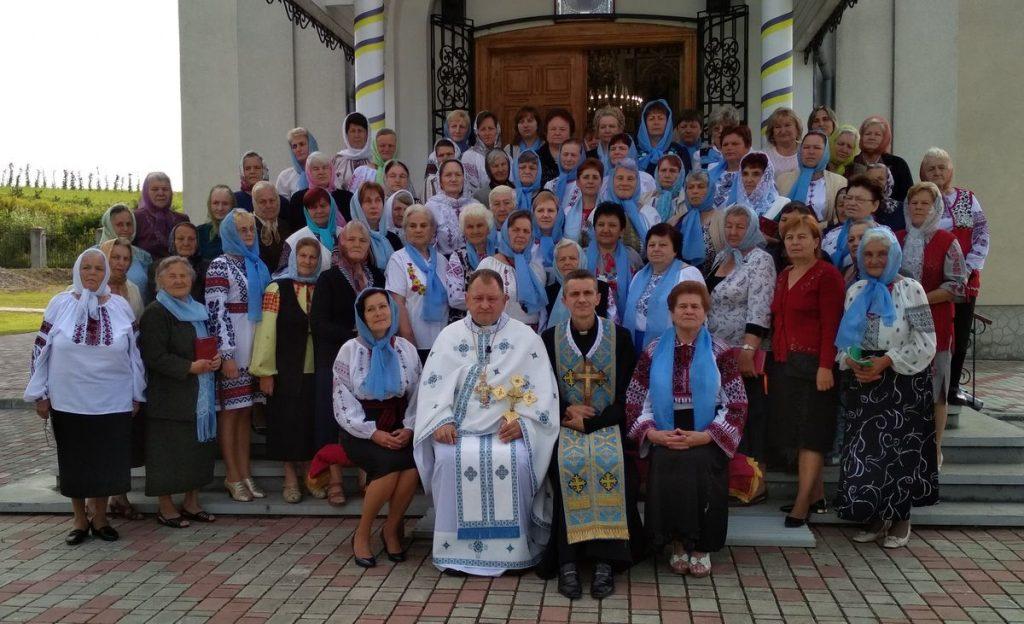 """Ювілей спільноти """"Матері в молитві"""" у Вовчатичах"""