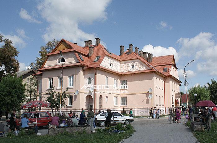 Готель Тейхмана