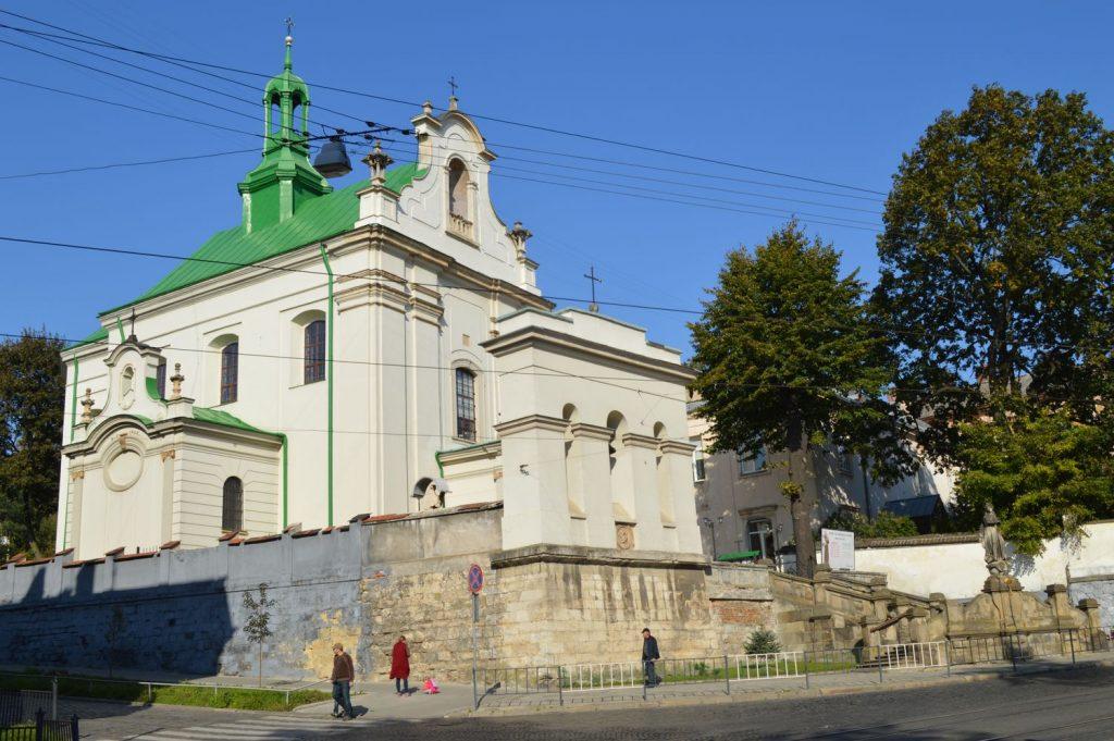 Костел Антонія у Львові