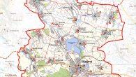 Карта Ходорівської громади