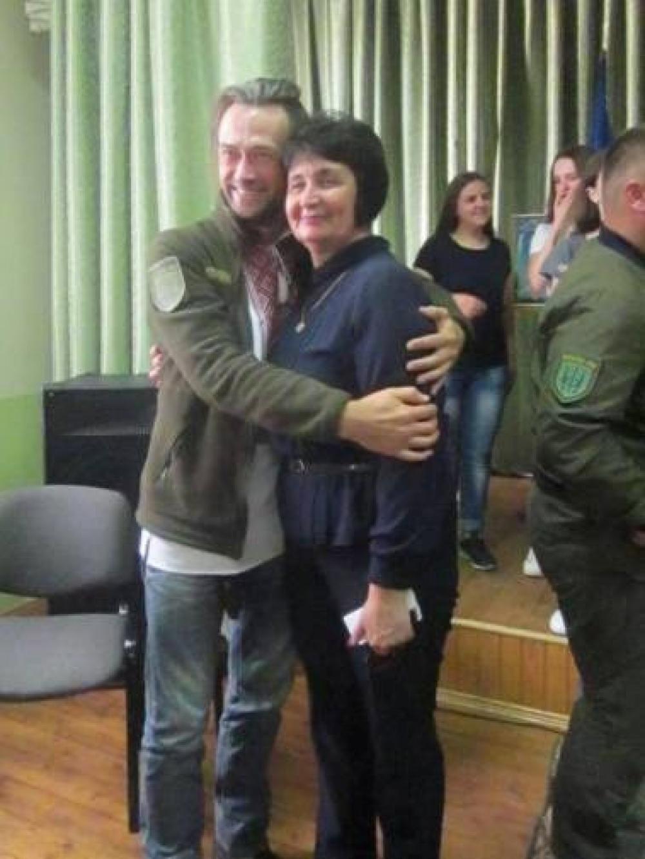 Анатолій Пашинін і Люба Мільовська