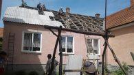 Ремонт даху в школі в Вовчатичах