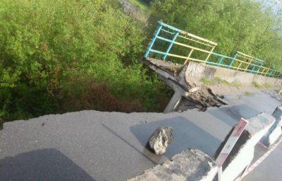 Міст в Залісках