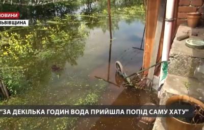 Потоп в Ходорові