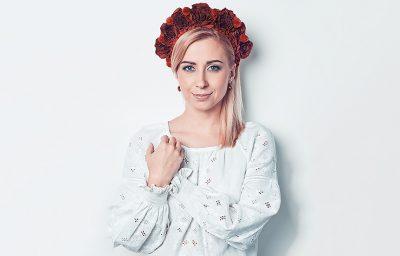 Тоня Матвієнко в Ходорові