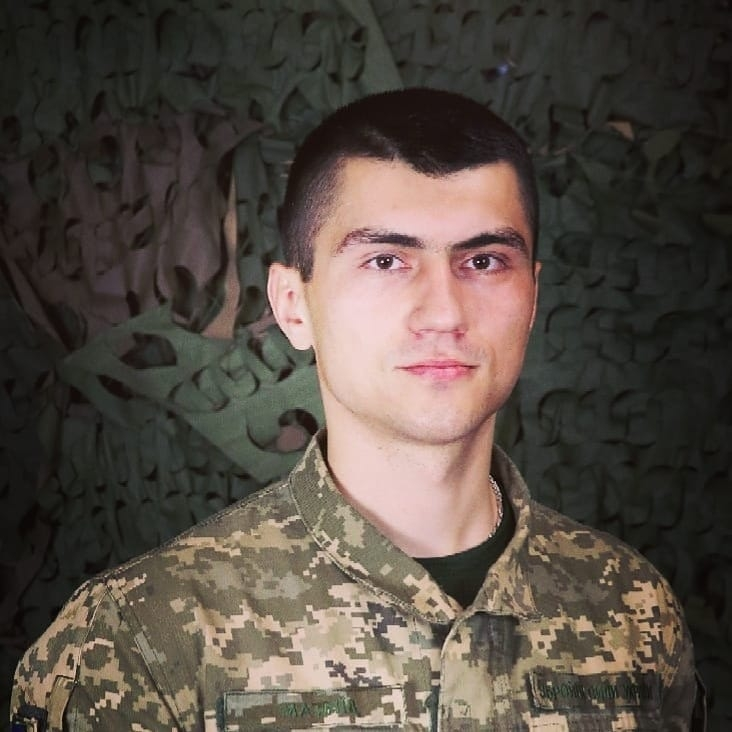молодший лейтенант Тарас Матвіїв