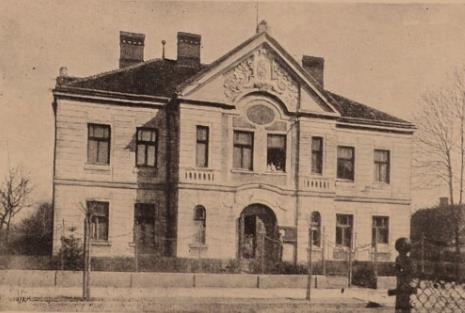 Палац Культури в Ходорові (дата йомки не відома)